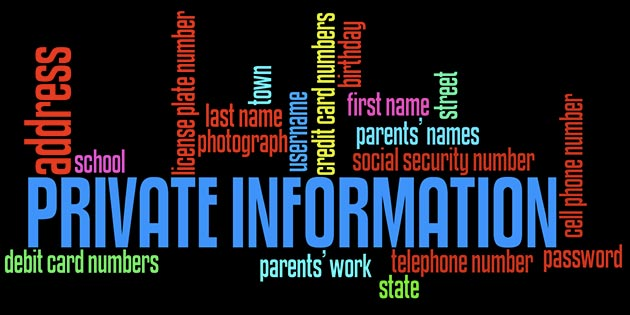 private-informationW